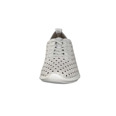 Remonte women lace-up shoe white