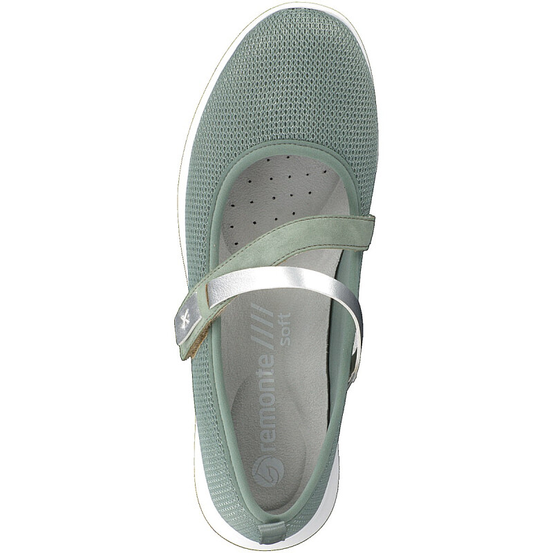 Remonte Damen Slipper mint