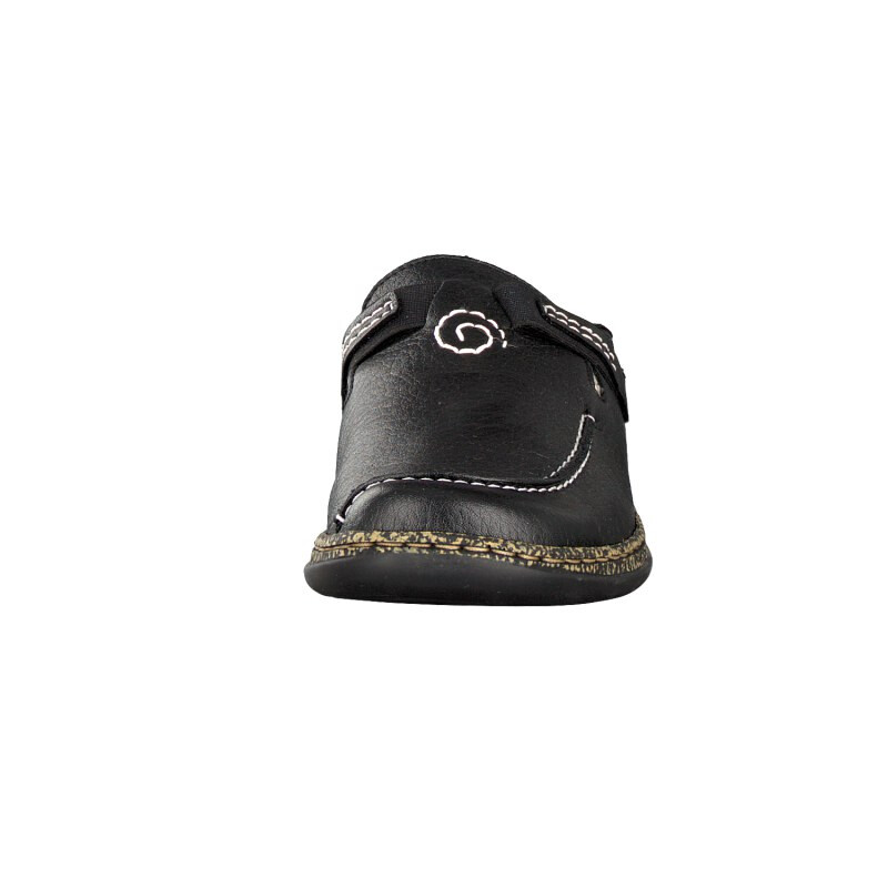 Rieker women mule black