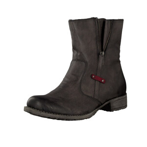 Rieker women boot grey 70881-46