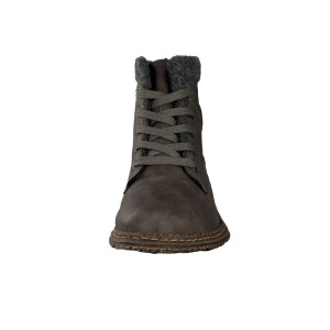 Rieker lace-up boot grey