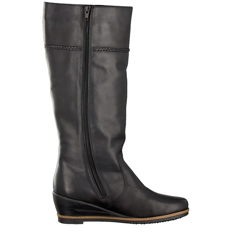 Rieker women boot black Y1750-01