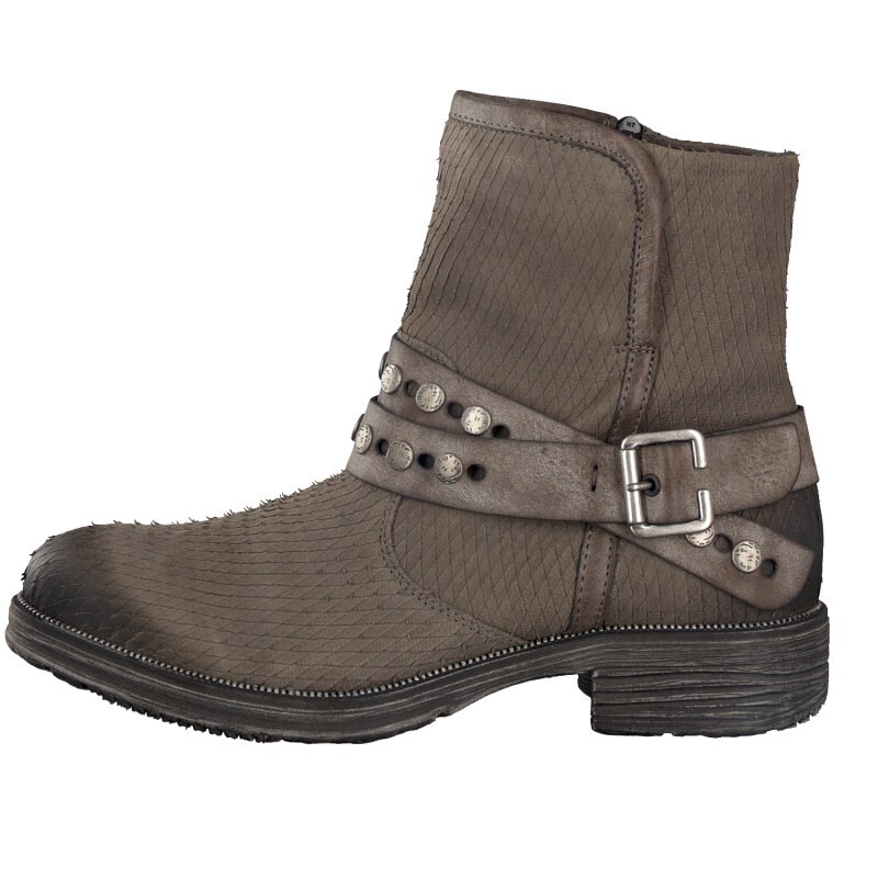 Remonte by Rieker women ankle boot grey D1776 25