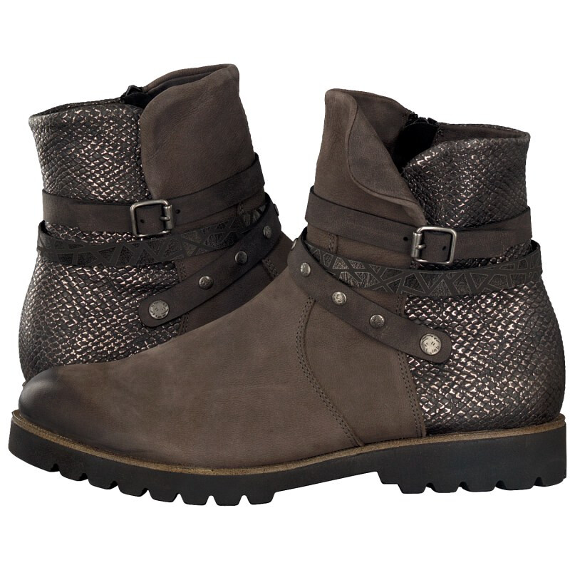 Remonte by Rieker women ankle boot brown D0183 25