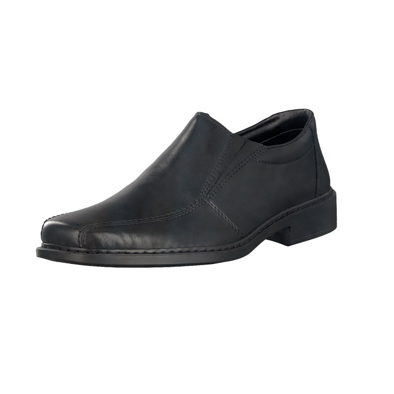 Mens Slippers - Black Rieker zz681