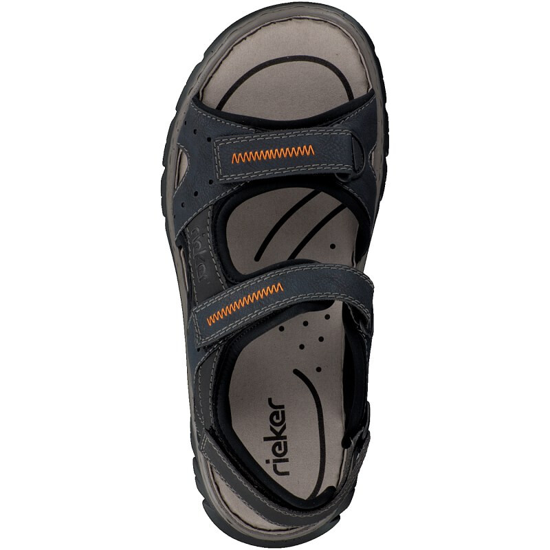 Rieker men sandal blue