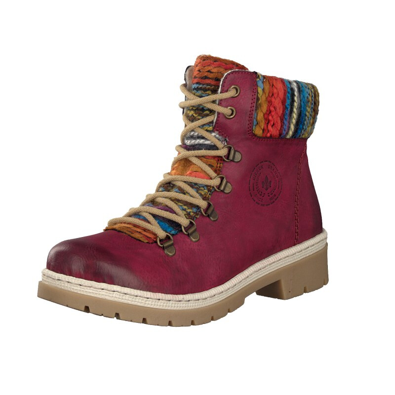fb707f3c3dee Red Lace Up Boots - Best Picture Of Boot Imageco.Org