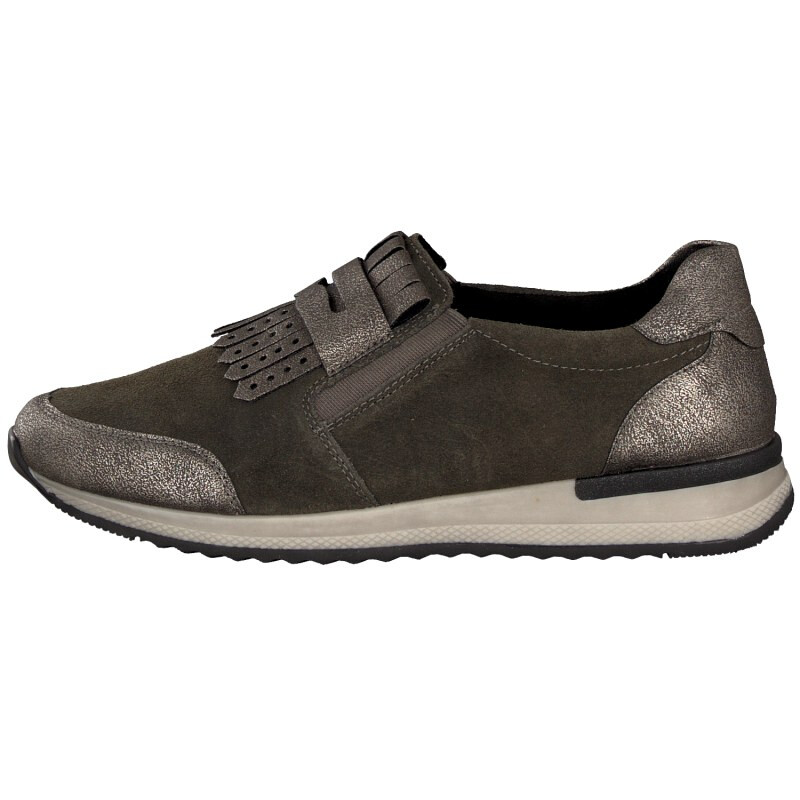 Remonte by Rieker women slipper grey R7009-42