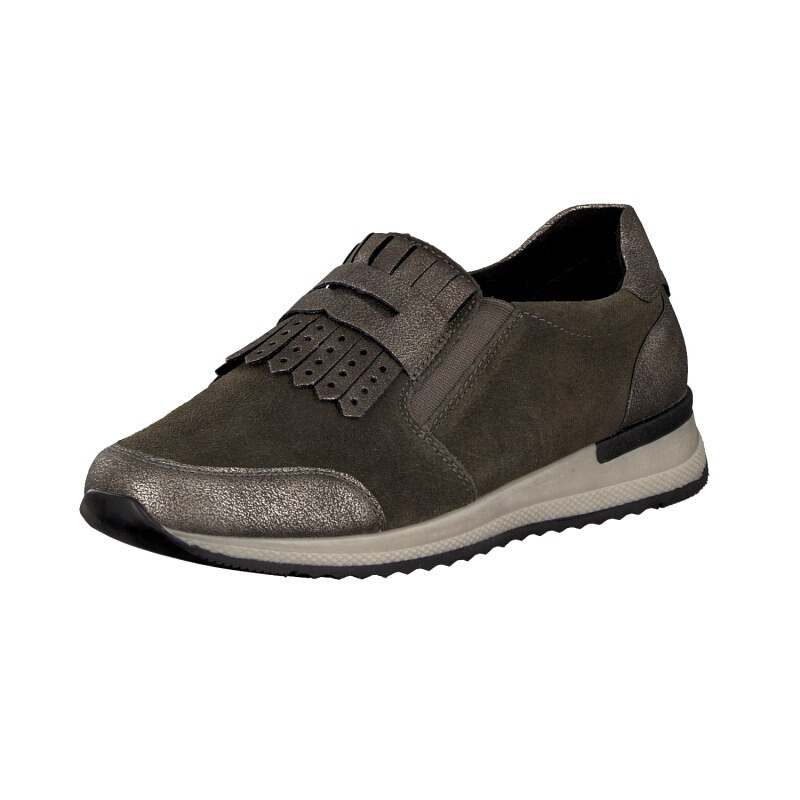 Remonte by Rieker Damen Slipper grau R7009-42