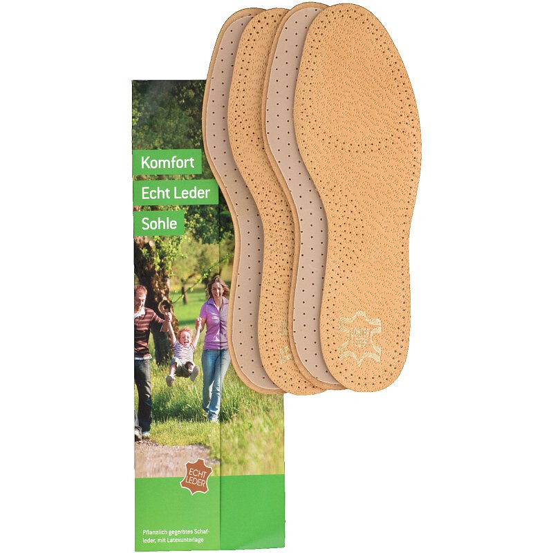 Joma leather insole 2 pairs