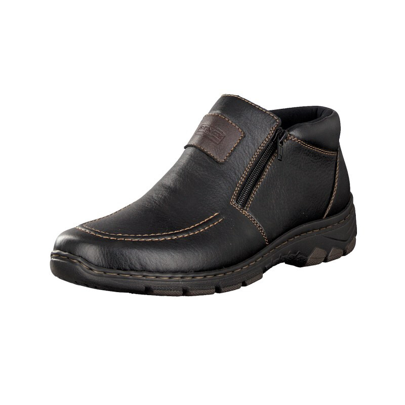 Rieker men boot black
