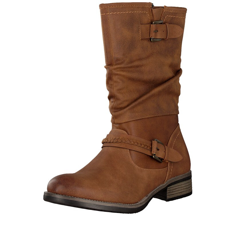 low priced 796e7 14d75 Rieker Damen Stiefel braun 98860-22