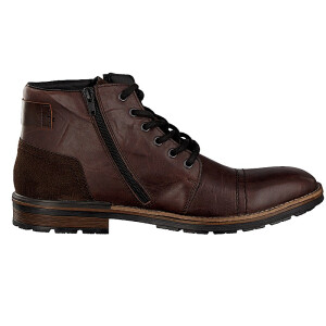 Rieker men lace-up boot brown F1340-27