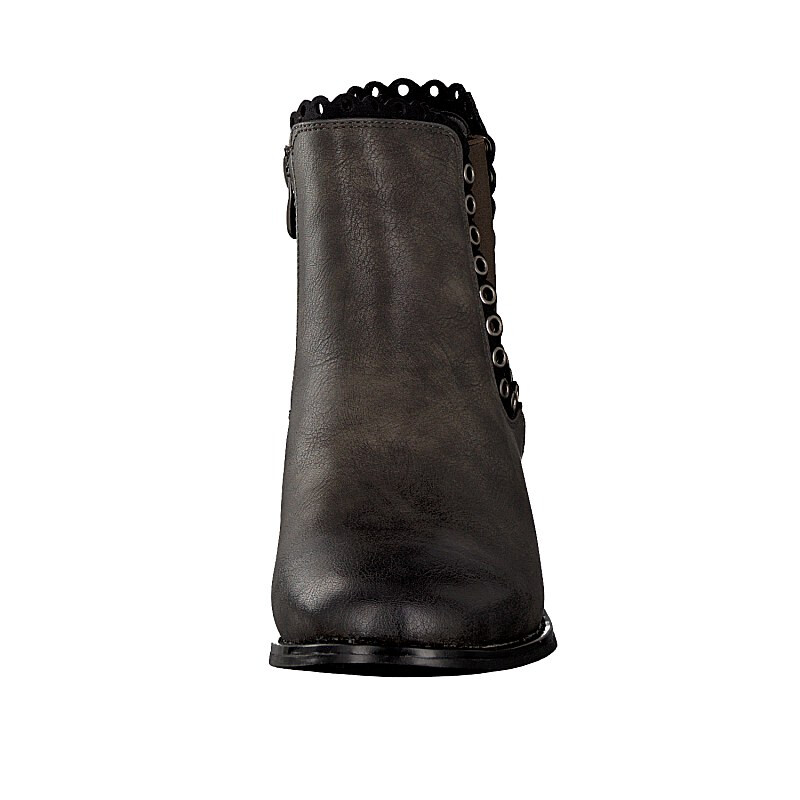 Rieker Damen Boot grau 98681-45 39