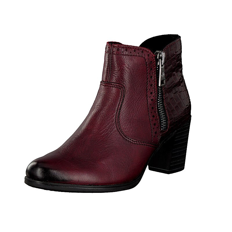 Rieker women ankle boot red Y8965-35