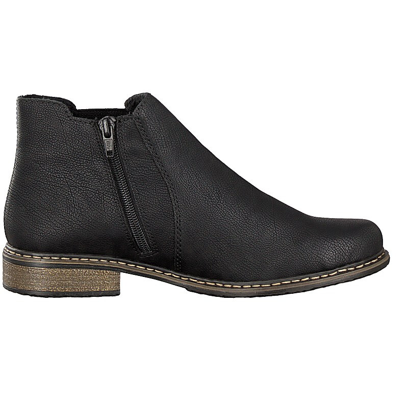 Rieker women ankle boot black