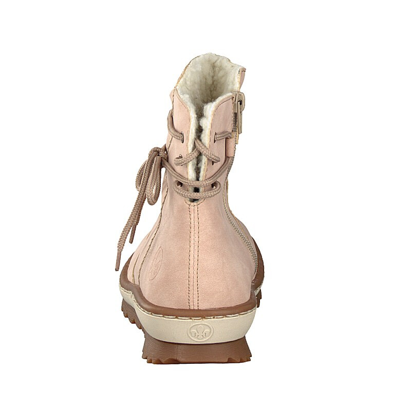 Rieker Damen Boot rosa