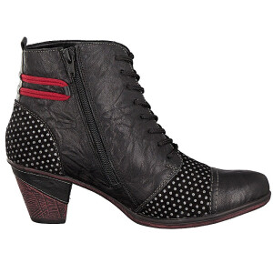Remonte by Rieker women ankle boot black