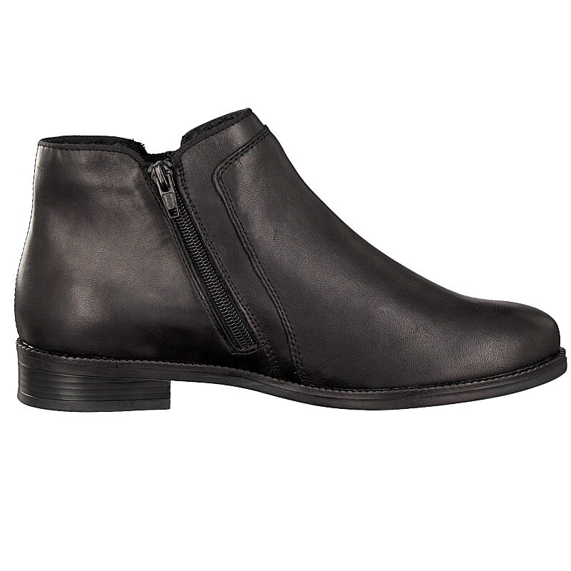 Remonte by Rieker Damen Boot schwarz