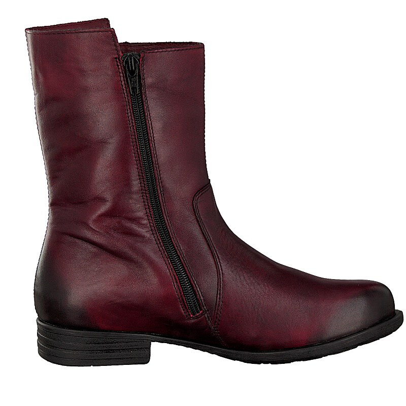Remonte by Rieker women boot red