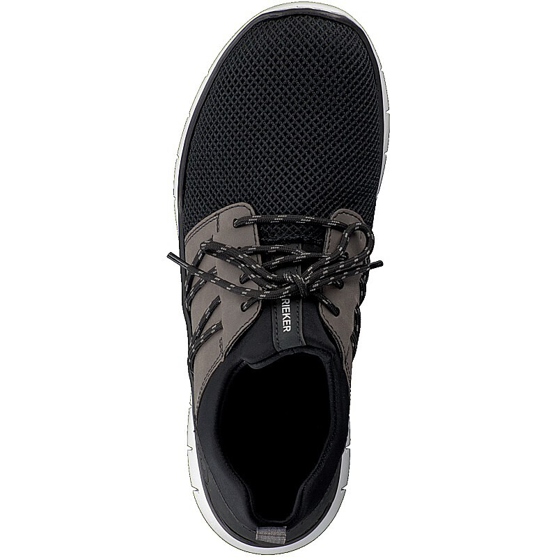 Rieker men sneaker black