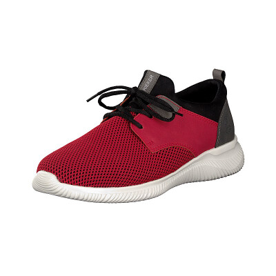 Rieker men sneaker red