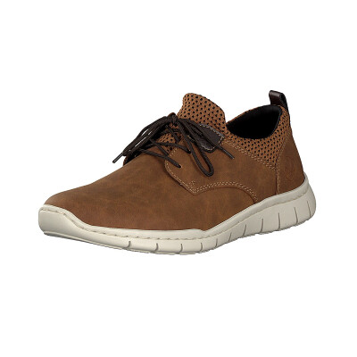 Rieker men sneaker brown