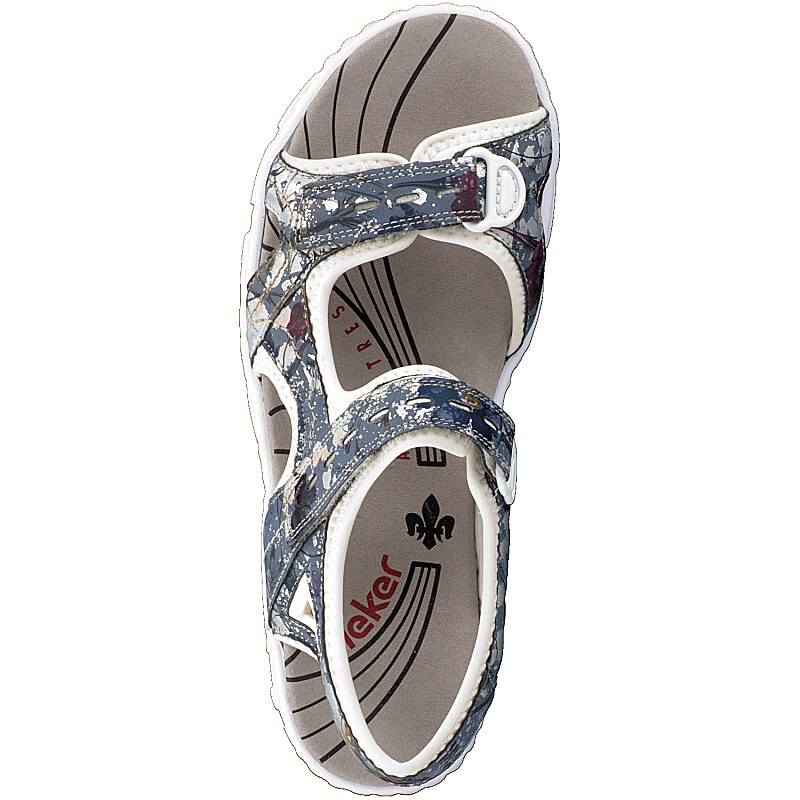 Rieker women sandal multi