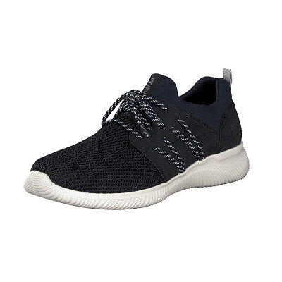 Details about Rieker B7510 14 Men's Shoes Anti stress Casual Trainers Low Shoes Lace Up